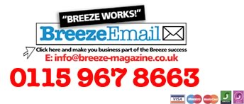 Contact Breeze Magazine now